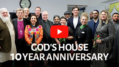 God's House 10 Year Anniversary