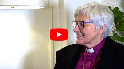 Intervju med ärkebiskop Antje Jackelén om Guds Hus