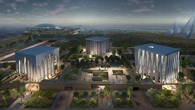 """""""Abrahamic Family House"""" i Abu Dhabi"""