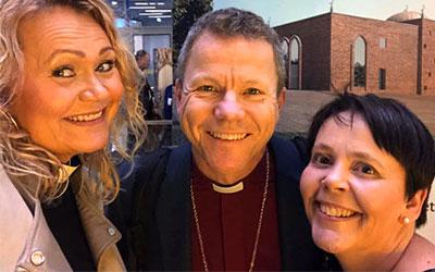 Guds Hus på Kyrkomötet 2019
