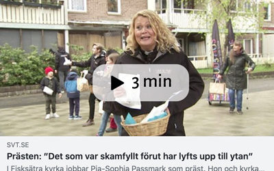 SVT uppmärksammar Guds Hus under coronapandemin